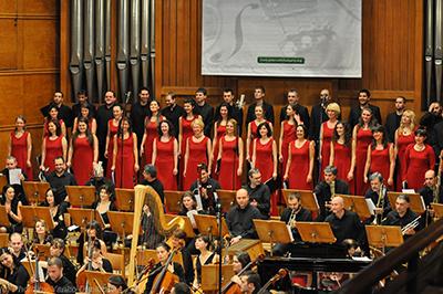 Оркестърът и Хорът на Класик ФМ