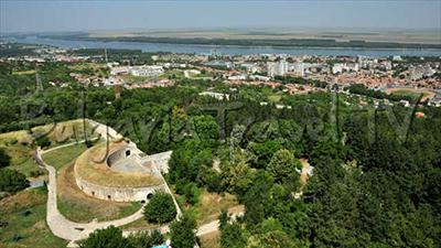 Меджиди табия е крепост, разположена южно от Силистра