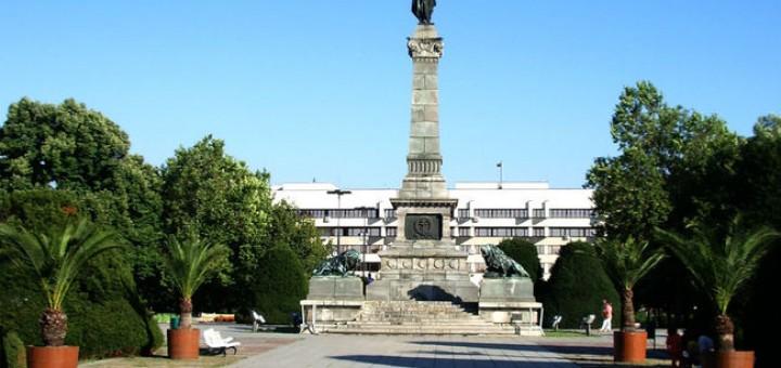 Русе -Паметникът на свободата