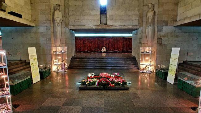 Русе - Пантеонът на възрожденците