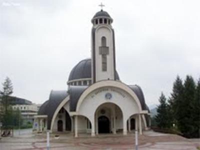 Смолян - Черквата Св. Висарион Смоленски