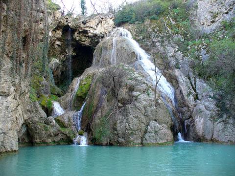 Велико Търново - Хотница водопади