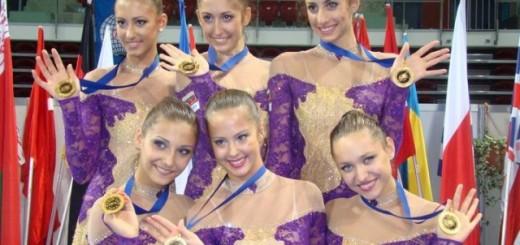 България художествена гимнастика