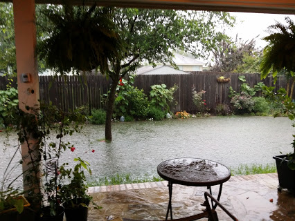 Тексас наводнения