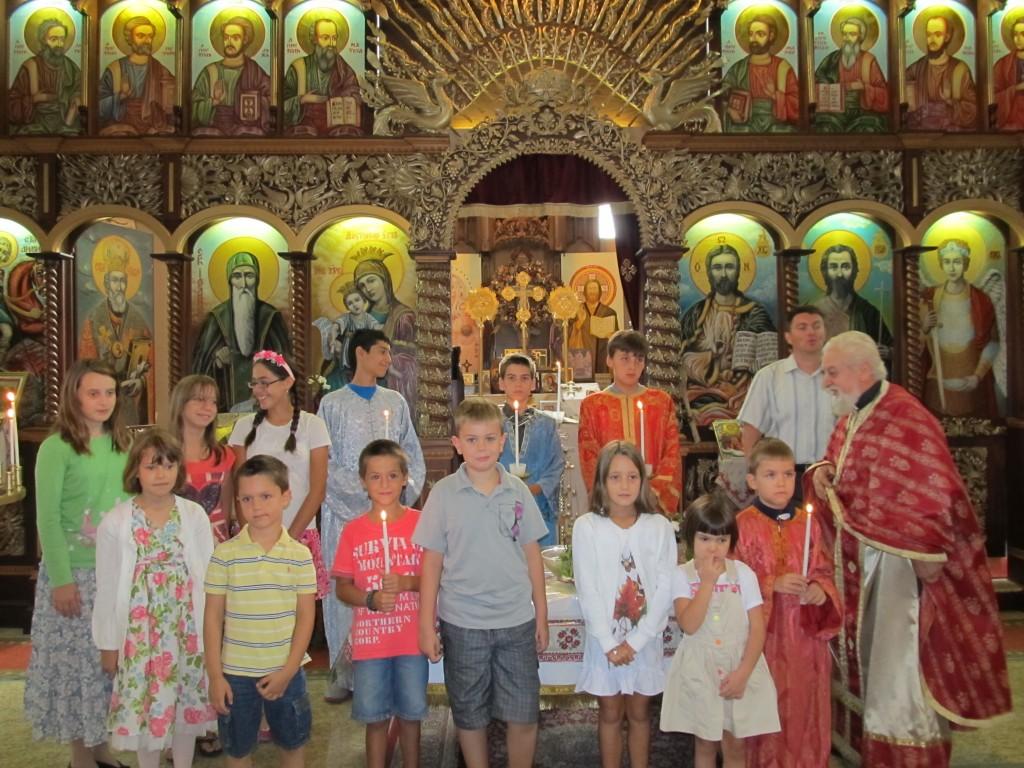 Българското училище към нашата Православна Църква, Чикаго