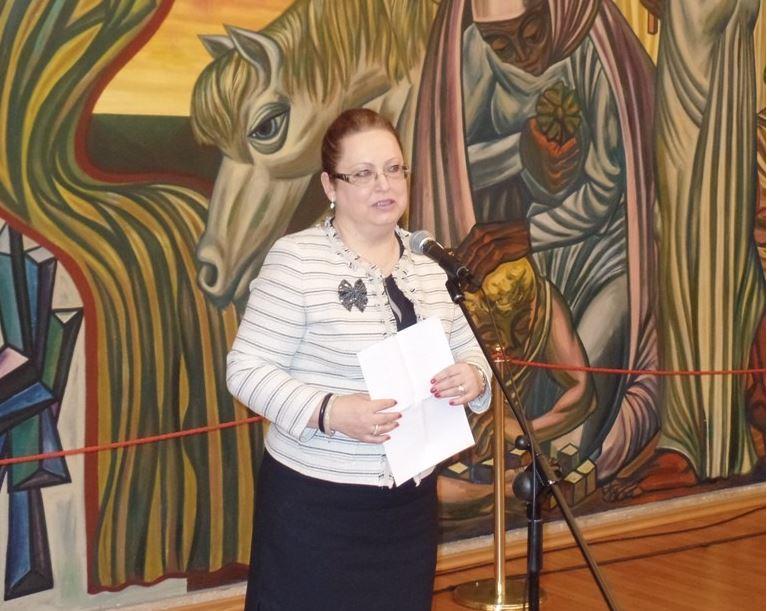 Българка на годината 2014 - Ирина Владикова