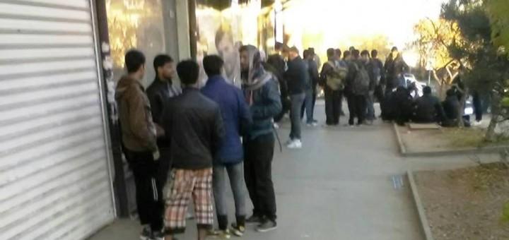 refugees crisis in sofia