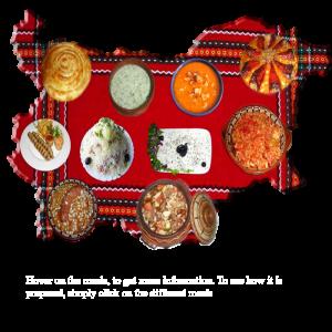 Bulgaria - Cuisine